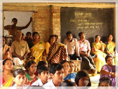 Dialogue with Disha | দিশার সঙ্গে কাজ
